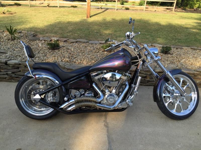 2004 Big Dog Motorcycles PITBULL EFI