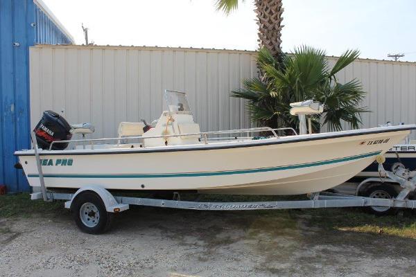 2001 Sea Pro VMax