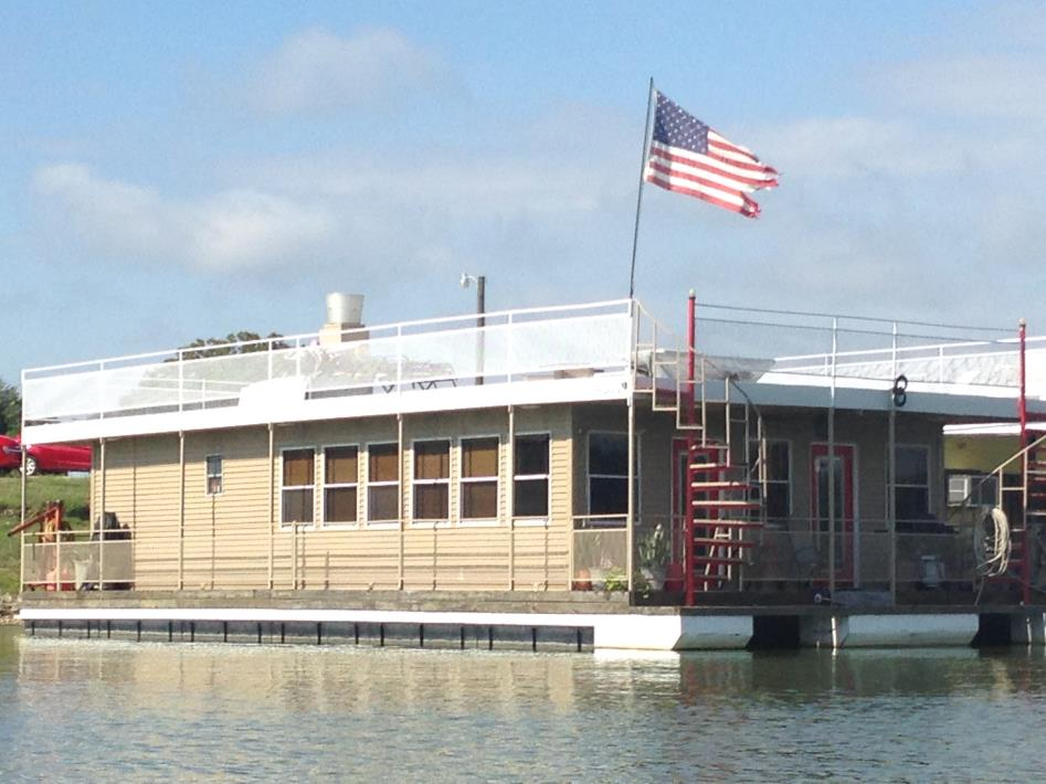 1993 Custom Custom Houseboat