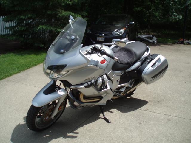 2007 Moto Guzzi NORGE 1200 GT
