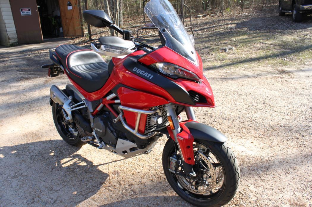 2016 Ducati MULTISTRADA 1200 S TOURING