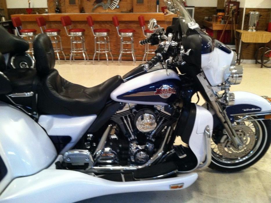 2007 Harley-Davidson TRI GLIDE ULTRA CLASSIC