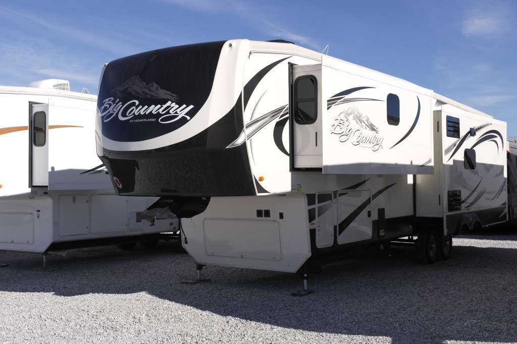 2016 Heartland Rv Big Country 3450TS