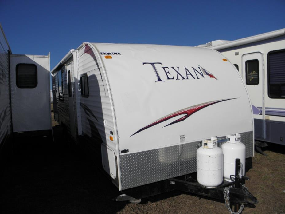 2009 Skyline Skyline Texan 2740