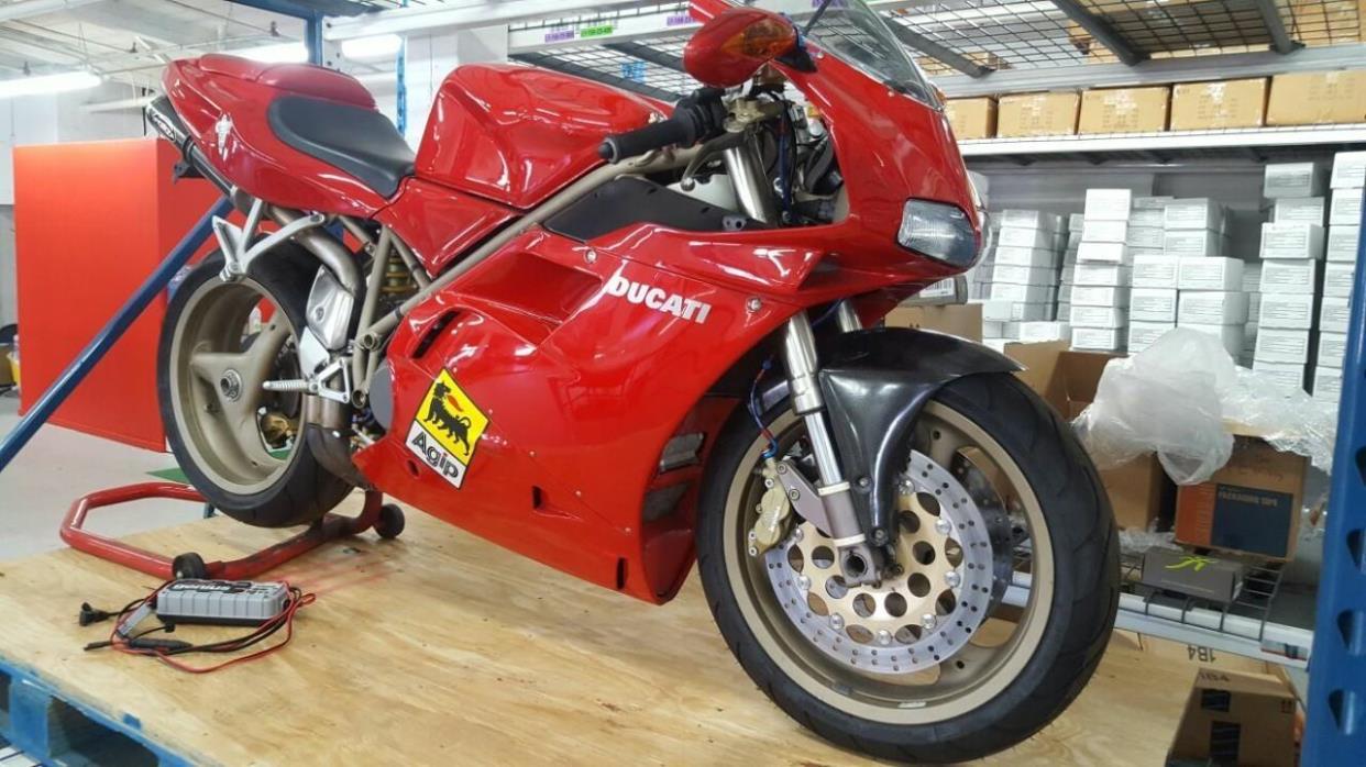 1998 Ducati 98