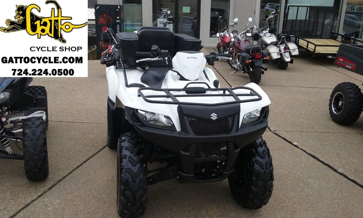 Suzuki 2011 king quad vehicles for sale for Motor king auto sales