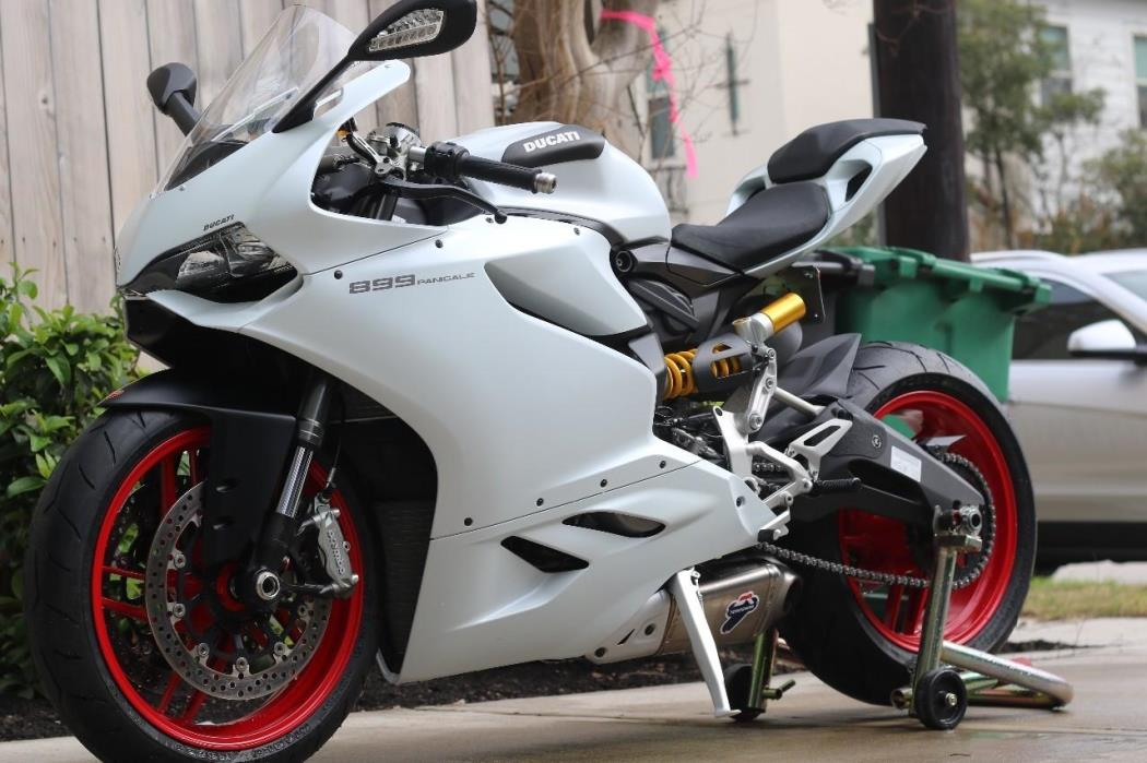 ducati 899 panigale motorcycles for sale in texas. Black Bedroom Furniture Sets. Home Design Ideas