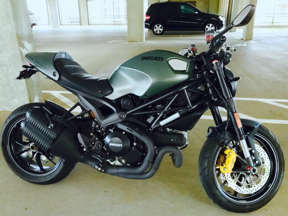 ducati monster diesel motorcycles for sale in colorado. Black Bedroom Furniture Sets. Home Design Ideas