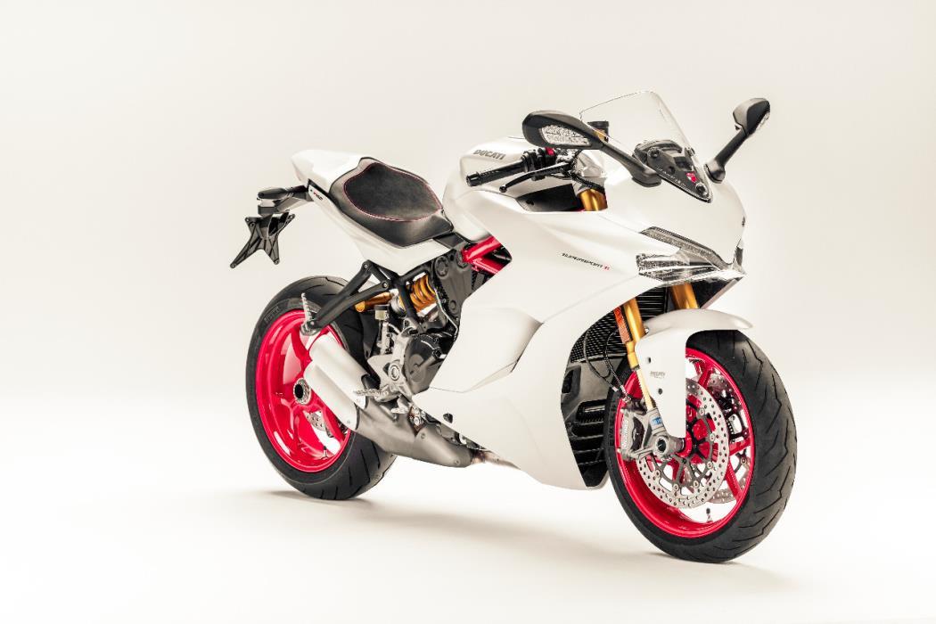 2017 Ducati Supersport S Model