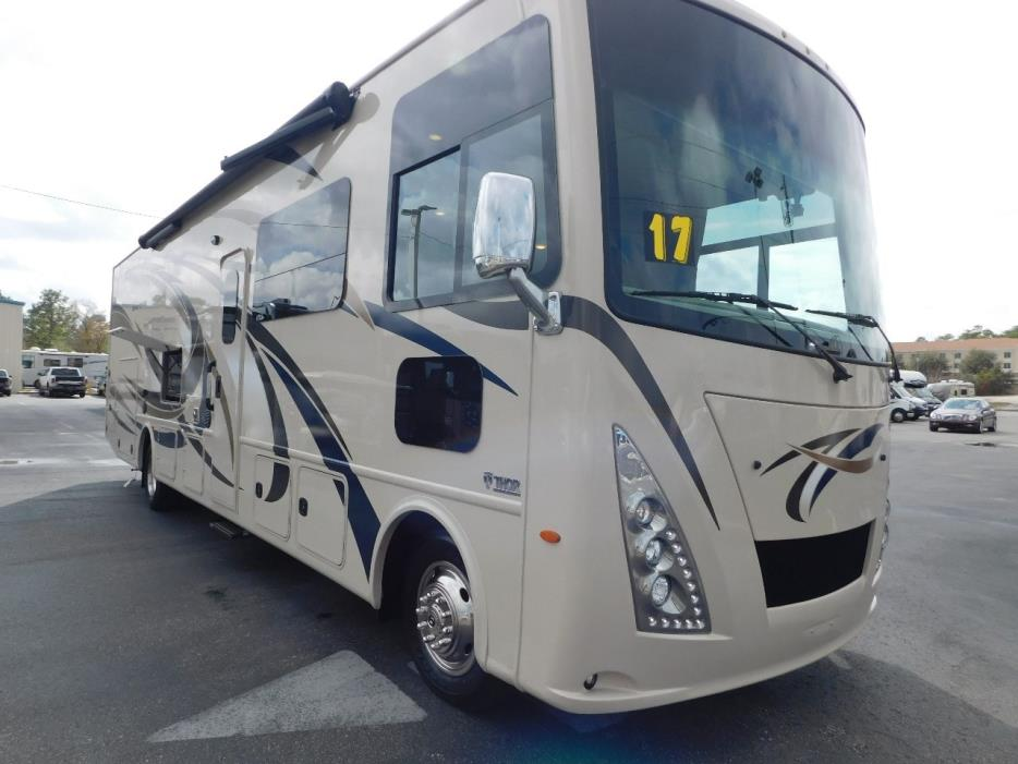 2017 Thor Motor Coach WINDSPORT 34J BUNKHOUSE FULL WALL SLIDE 2 ACS NICE