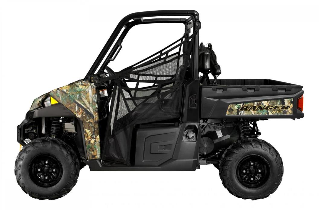 polaris ranger xp 900 eps browning edition motorcycles for sale. Black Bedroom Furniture Sets. Home Design Ideas