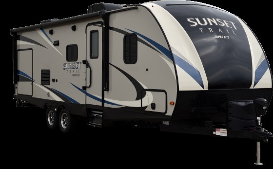 2017 Crossroads Rv SUNSET TRAIL 322BH