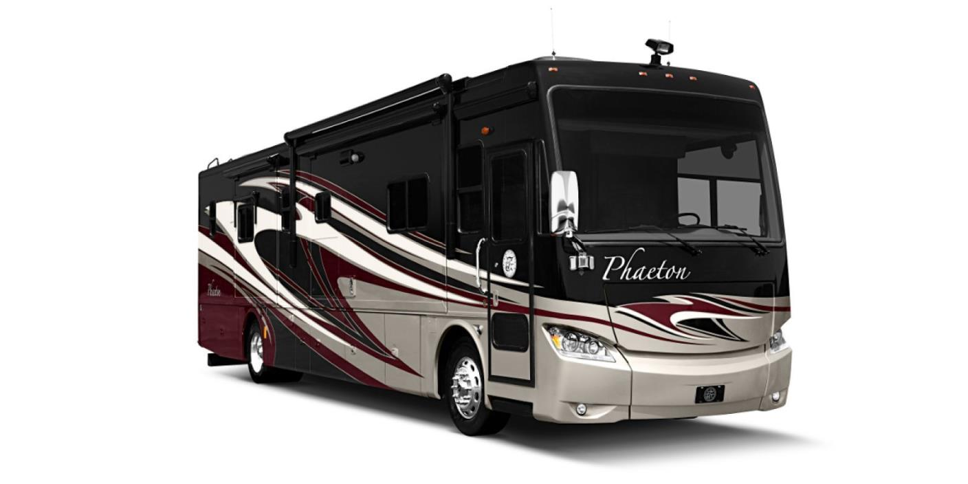 2013 Tiffin Motorhomes Tiffin Phaeton 36QSH
