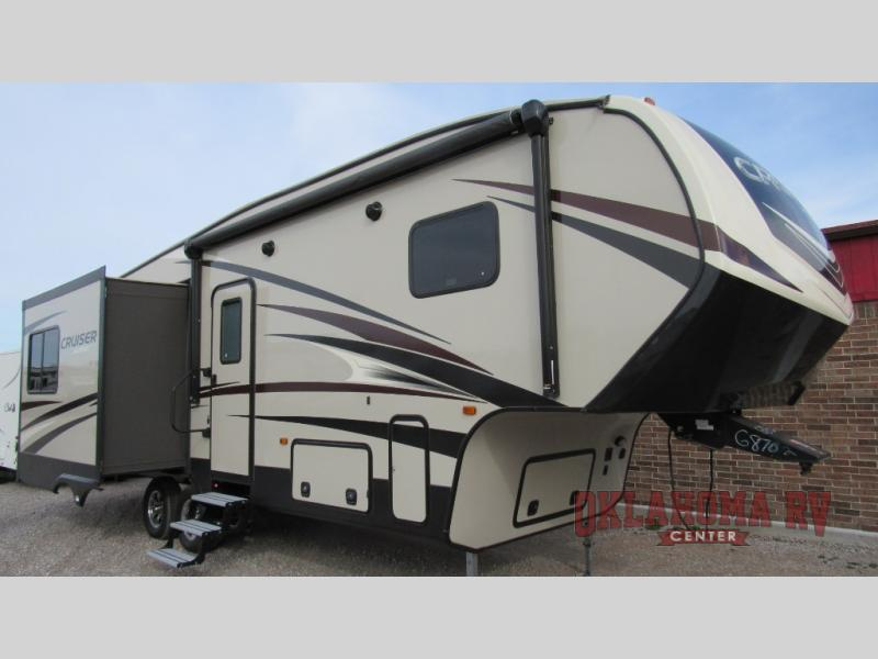 2017 Crossroads Rv Cruiser Aire CR28RL