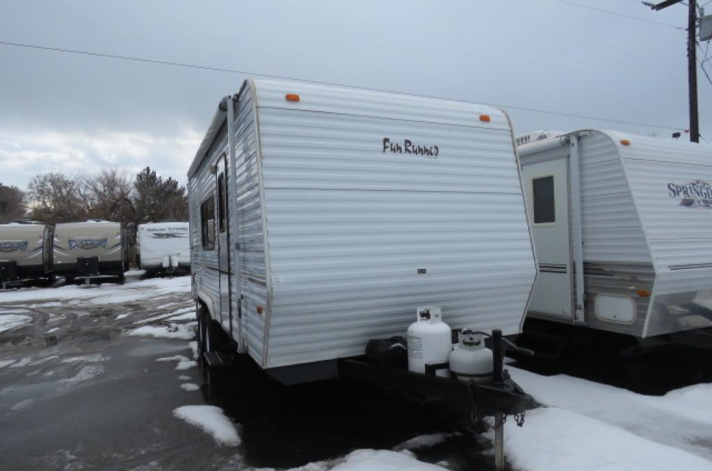 Carson Trailer Fun Runner Rvs For Sale