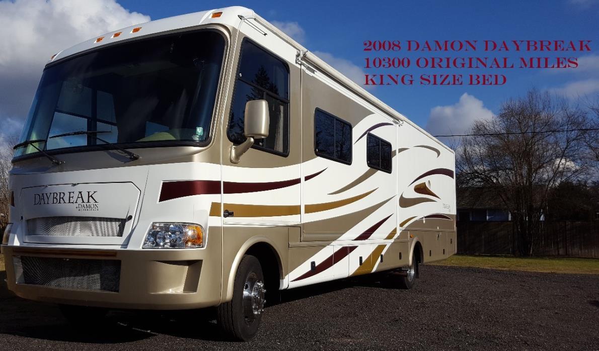 2008 Damon Daybreak Vehicles For Sale