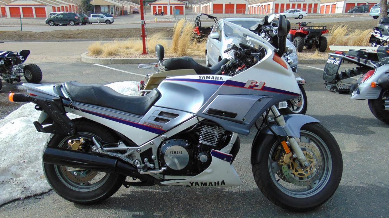 yamaha fj 1200 motorcycles for sale rh smartcycleguide com 1991 Yamaha FZR 1000 1989 Yamaha FJ1200 Parts