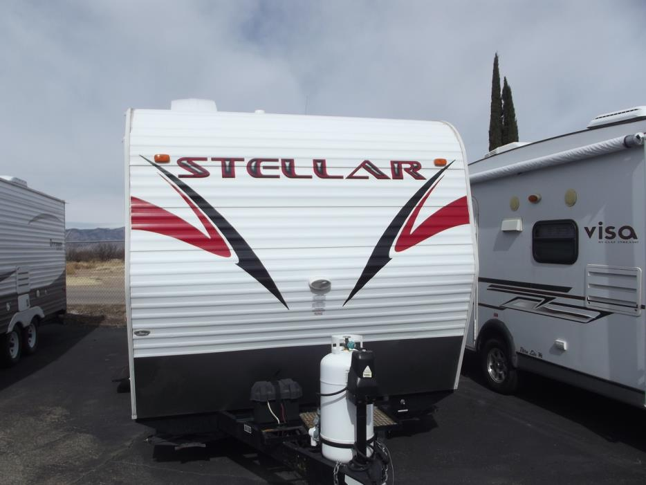 2013 Eclipse Recreational Vehicles STELLAR 19SB