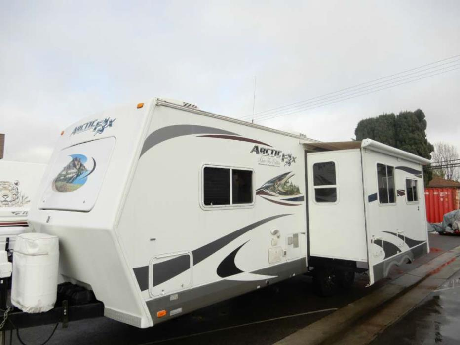 2012 Northwood Arctic Fox 27T