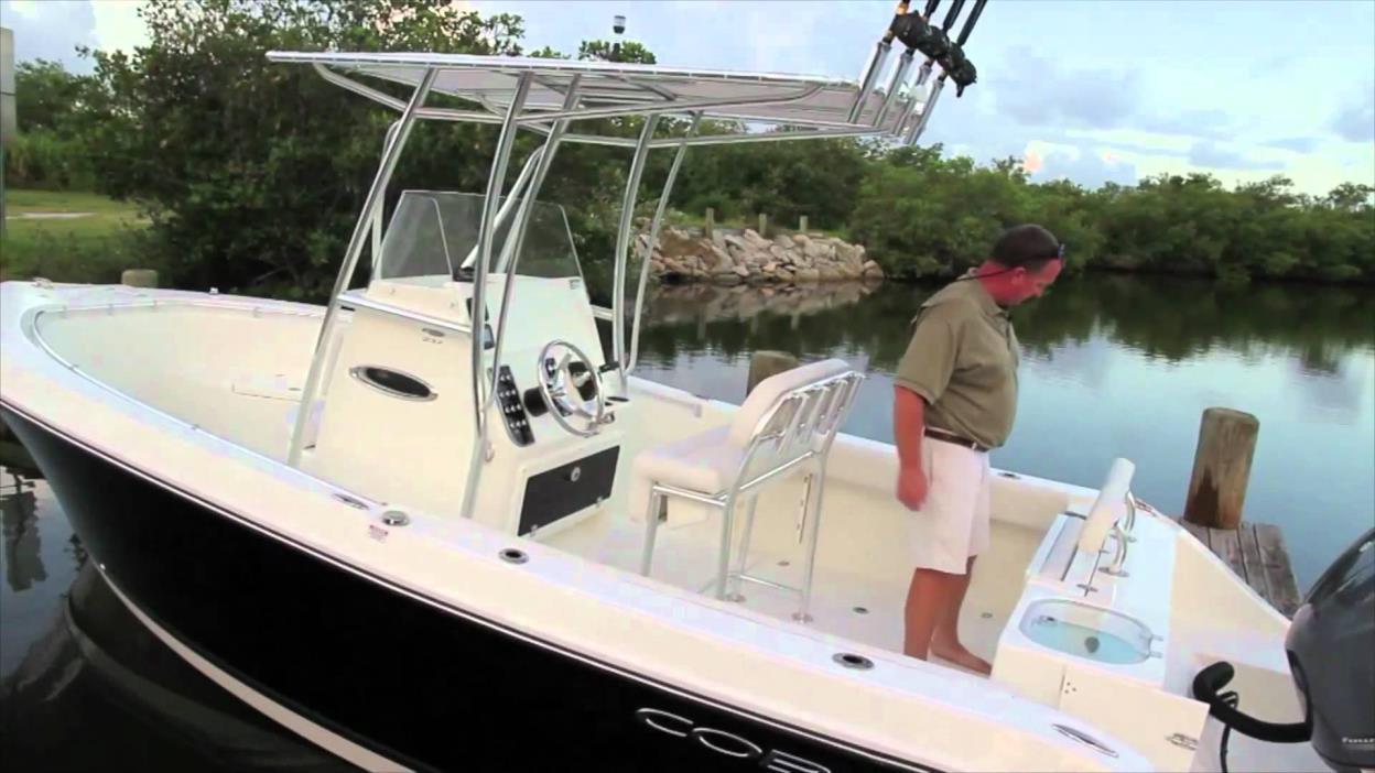 Cobia Center Console 237cc Boats For Sale