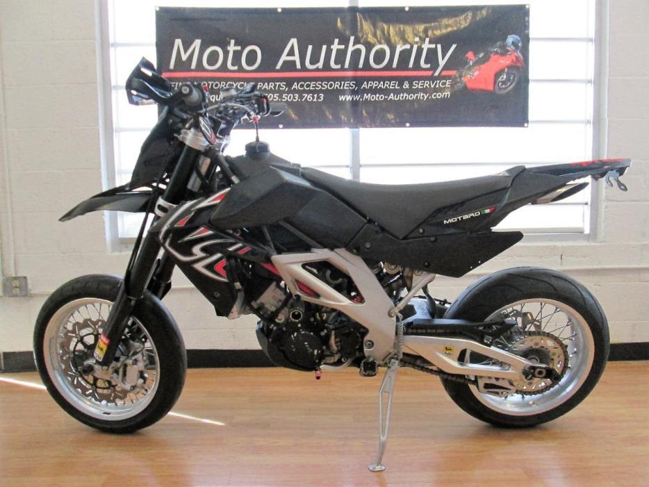 2009 Aprilia SXV 550