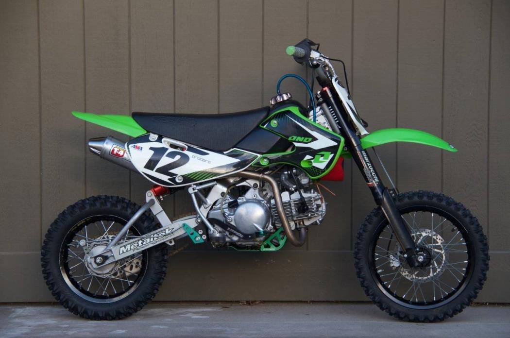 2006 Kawasaki Klx110 Motorcycles for sale