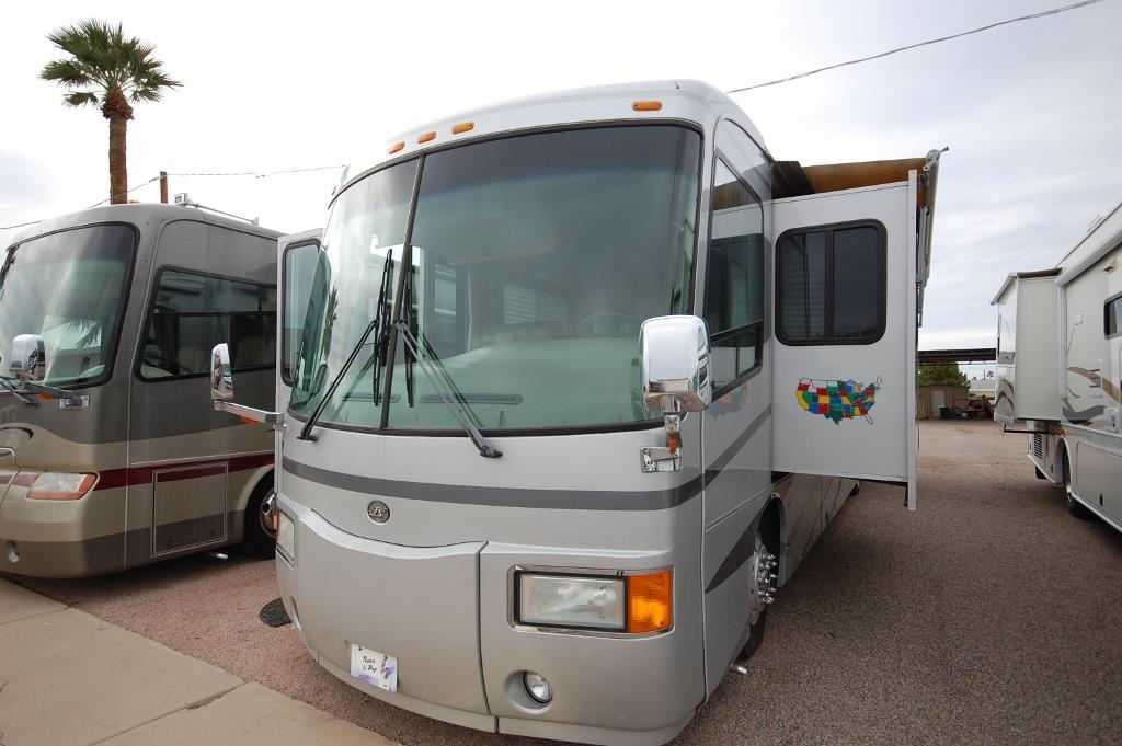 2003 Travel Supreme Classic DS04 Diesel Motorhome
