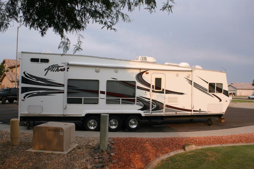 2008 Eclipse Recreational Vehicles ATTITUDE
