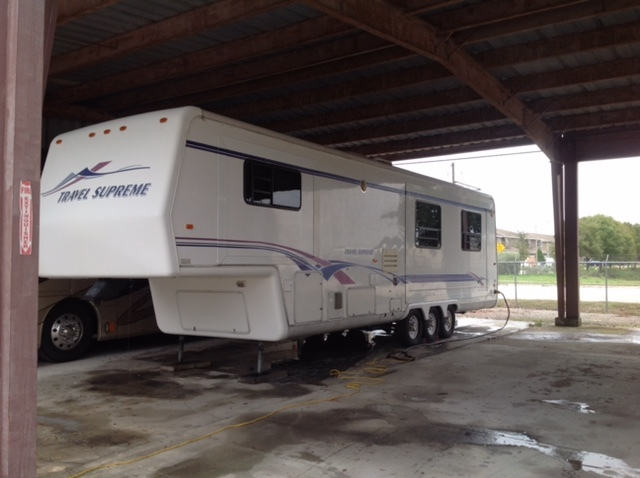2001 Travel Supreme TRAVEL SUPREME 36RL