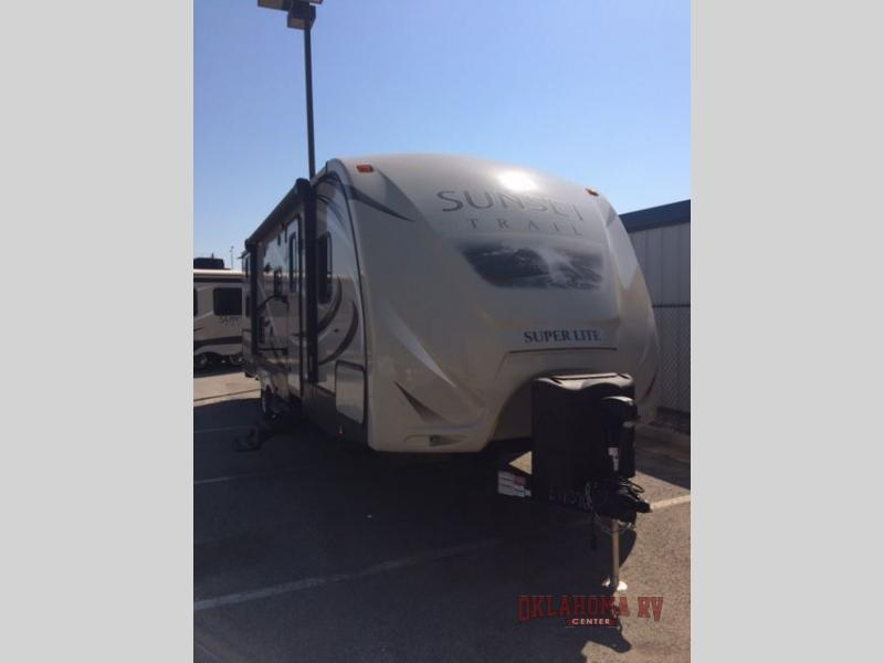 2016 Crossroads Rv Sunset Trail Super Lite ST270BH