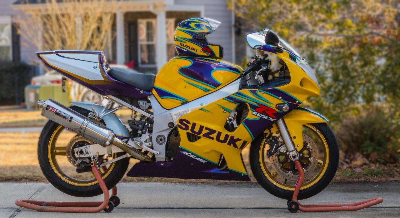 2003 Suzuki GSX-R 600