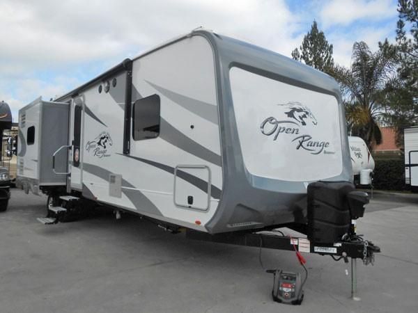 2017 Open Range Roamer 310BHS