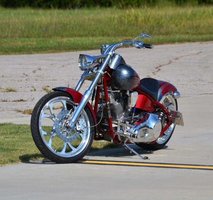 2003 Big Dog Motorcycles PITBULL