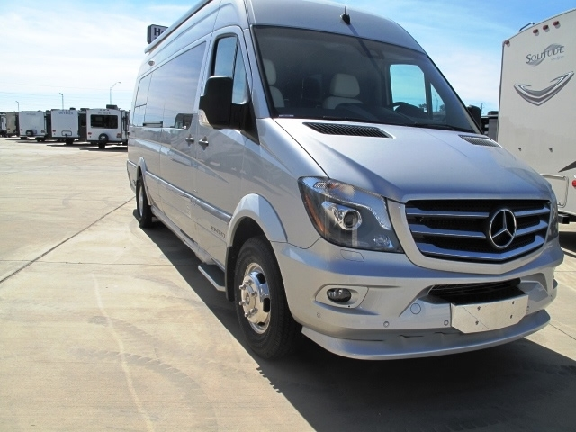 2017 Airstream INTERSTATE 3500ext