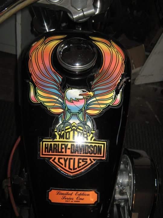 1980 Harley-Davidson SPORTSTER
