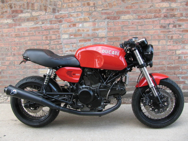 ducati sport classic gt1000 motorcycles for sale. Black Bedroom Furniture Sets. Home Design Ideas