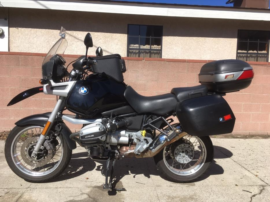 bmw r1100gs motorcycles for sale. Black Bedroom Furniture Sets. Home Design Ideas