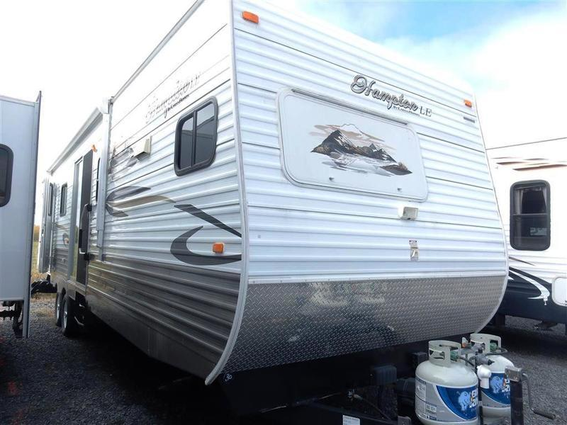 2011 Crossroads Rv Hampton 39 FK