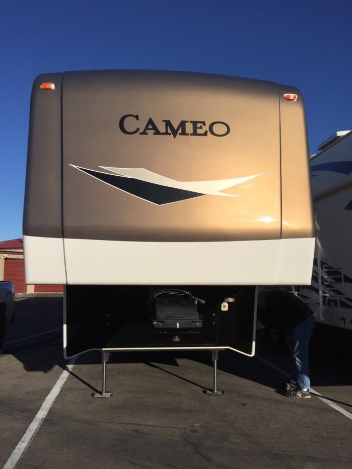 2011 Carriage CAMEO 35SB3