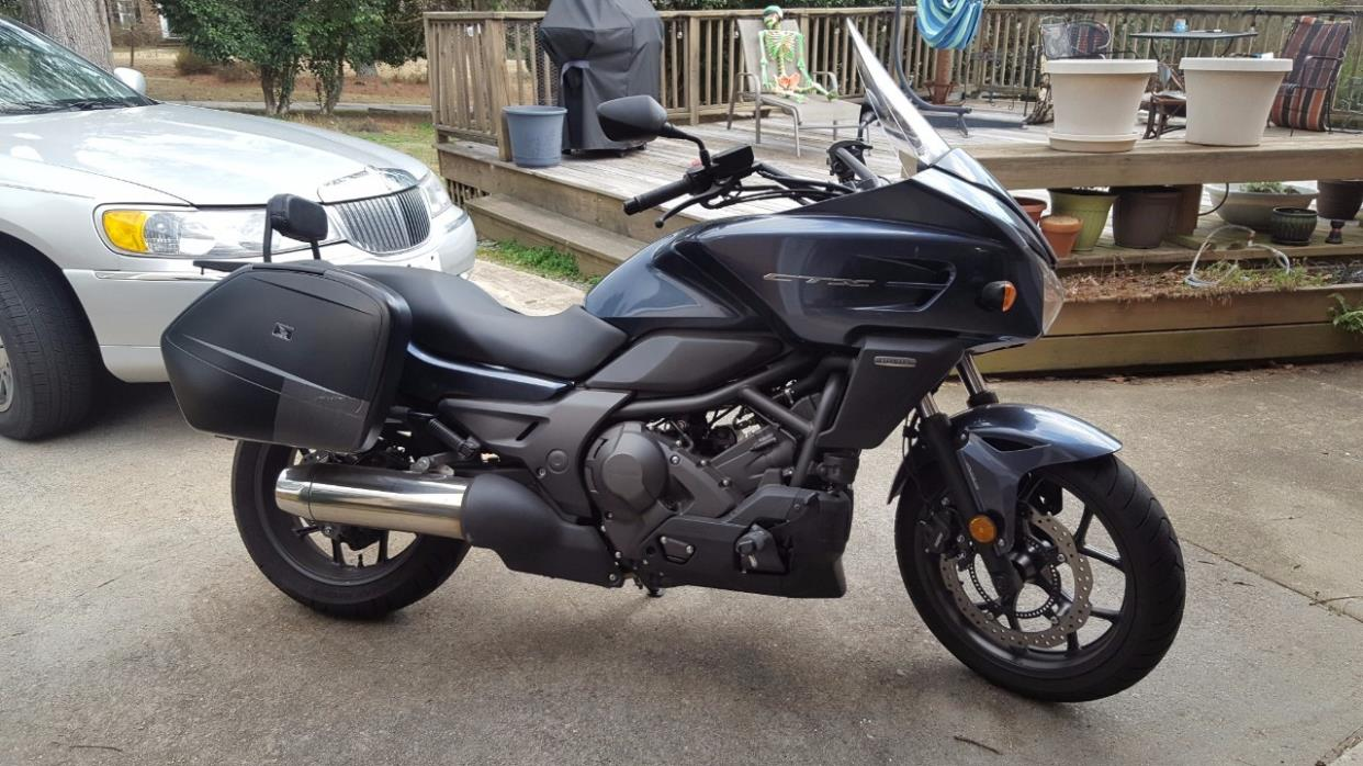honda ctx 700 dct abs ctx700d motorcycles for sale. Black Bedroom Furniture Sets. Home Design Ideas
