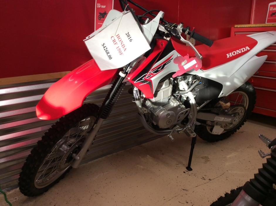 Honda Crf150f motorcycles for sale in New Mexico
