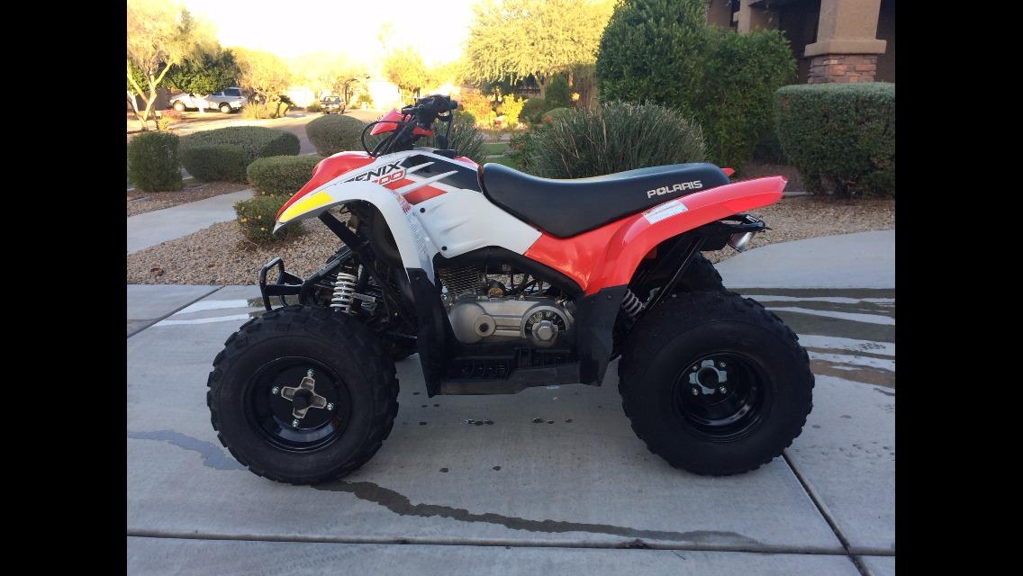 Polaris Phoenix 200 Motorcycles For Sale In Arizona