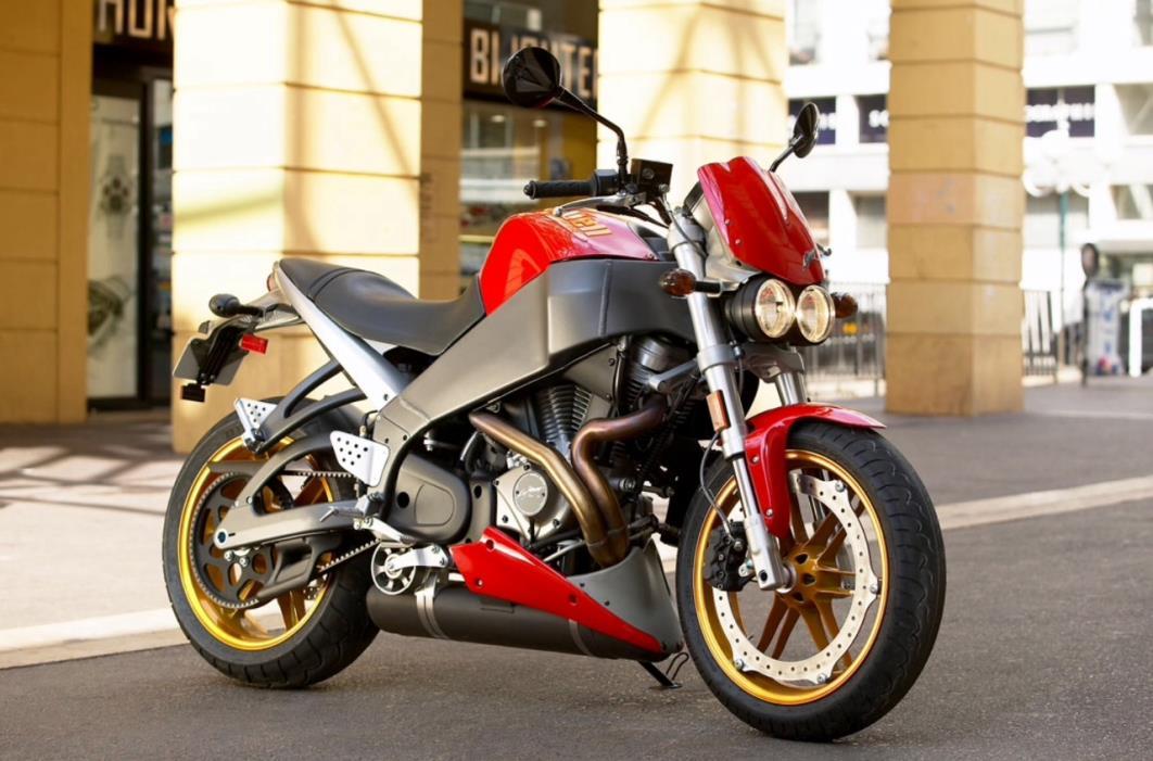 2005 Buell LIGHTNING XB12S