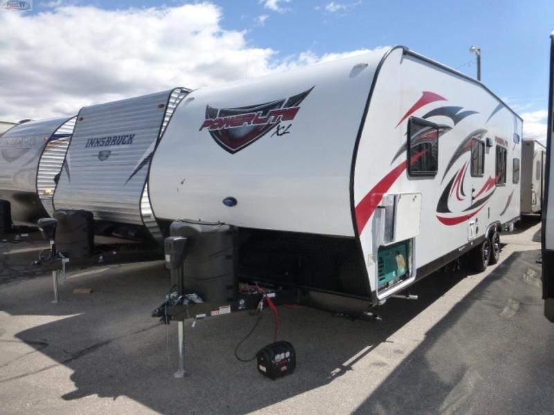 2016 Pacific Coachworks Powerlite Metal X 26FBX
