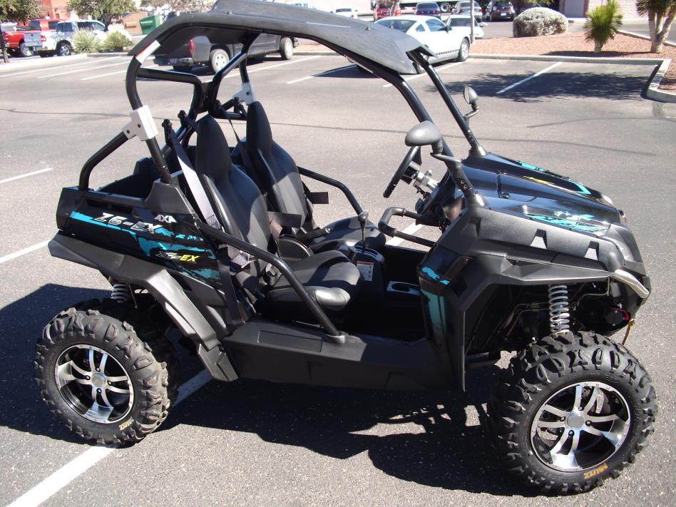 2013 Cfmoto Z-Force 600 EX