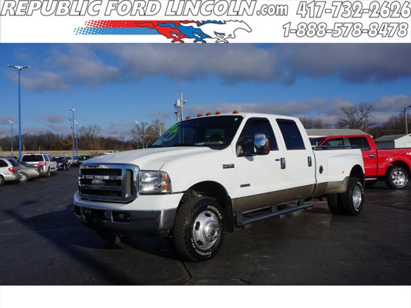 2005 Ford F-350 Super Duty Lariat