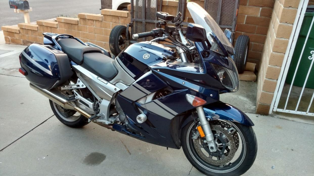 2006 Yamaha FJR1300 A