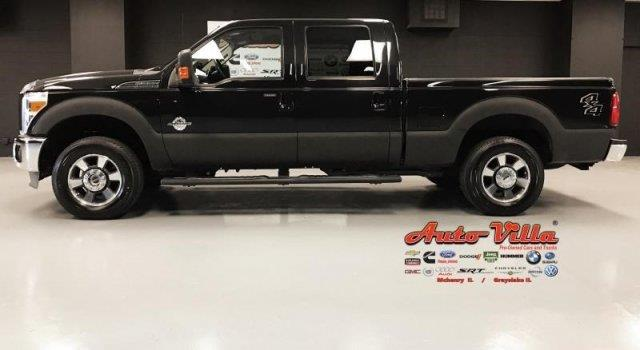2012 Ford F-250 Super Duty King Ranch