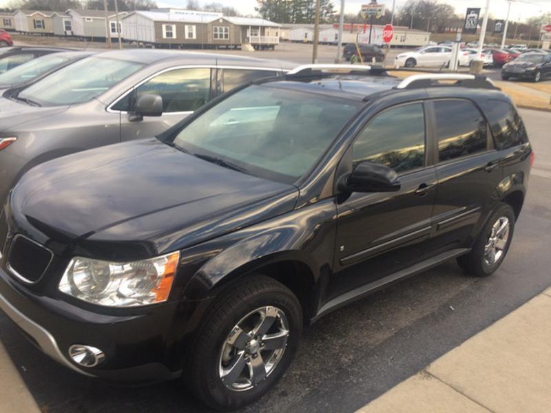 2008 Pontiac Torrent Vehicles For Sale