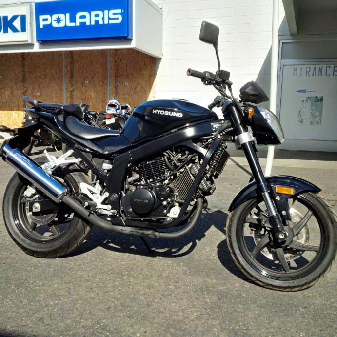 2012 Hyosung GT250